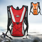 2L Bike Bicycle Cycling Rucksack Backpack Hydration Pack Water Bladder Bag New