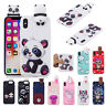 Doll Animal Pattern Cuter Rubber Phone Case Cover For iPhone Xs Max/7 8 Plus/XR