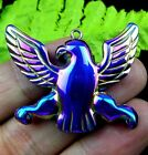 Wholesale colourful Hematite carved Animal Pendant DIY jewelry parts