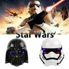 Star Wars Mask Stormtrooper Darth Vader Light Up Kids Mask Costume Party $4.69 USD on eBay