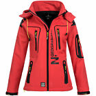 Geographical Norway Softshelljacke Herren/Damen Regenjacke Softshell Jacke S-XXL