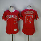 Los Angeles Angels #17 Shohei Ohtani Red Jersey