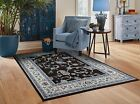 Time-honoured Area Rugs 8x10 Gray Rugs For Living Room 5x7 Black Carpet 8x11