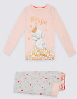 Girls pyjama  M & S Tatty teddy  age 3 4 5 6 7 8 9 10 11 12 13 14 15 16 RRP £17