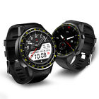 Android Display Bluetooth Sports Smart Wrist Watch GPS SIM GSM for iPhone Samsung
