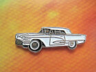 '58 1958  Ford THUNDERBIRD T-BIRD - hat pin , lapel pin , tie tac GIFT BOXD
