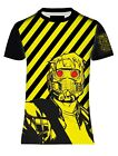 NEW  THE TV STAR LORD T-SHIRT  REGULAR UK/US FIT TEE