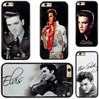 Elvis Presley PC TPU Rubber Hybrid Phone Case Cover For iPhone / Samsung