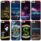 Riverdale Jughead Jones South Side Serpents Phone Case Cover For iPhone Samsung
