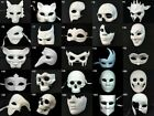 Внешний вид - Bulk Blank DIY Unpaint Masquerade Ball Mask Polyresin Base Halloween Costume