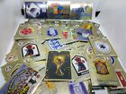 2018 FiFA WORLD CUP PANINI FOIL Stickers - EMBLEMS AND LEGENDS - Pick your #s