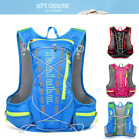 Outdoor Cycling Water bag BottleTrail Running Jogging Hydration Vest Pack Bottle