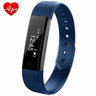 SMART FIT WATCH ACTIVITY STEP TRACKER CALORIE COUNTER BRACELET WRISTBAND US