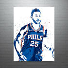 Ben+Simmons+Philadelphia+76ers+Poster+FREE+US+SHIPPING