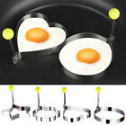 fried egg mould - Cooking Kitchen Tool Stainless Steel Fried Egg Shaper Ring Pancake Mould Mold JK