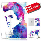( For iPad 9.7 , iPad 5 2017 ) Smart Case Cover A30404 Elvis Presley