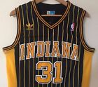 Reggie Miller Indiana Pacers Replica Throwback Stitched Jersey Mens Sizes S-XL on eBay