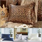 Smooth Queen/Standard Silk~y Satin Room Bedding Pillow Case Multiple Colors image