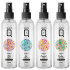 Silcare Fragrance Cooling MIST SPRAY Face & Body Fruity Floral Scents 200ml
