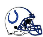 Indianapolis Colts Helmet Logo NFL Color Die Cut Vinyl Decal cornhole car new $8.99 USD on eBay
