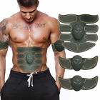 Abs Silm Stimulator Abdominal Muscle Training EMS Toning Belt Waist Trimmer Gel image