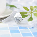 Fashion Cute Finger Accessory Colourful Gift table Women heart-shaped ring RAZY