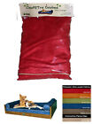 CleoPetra Dog Bed COVER ONLY Stain Resistant, Durable, Washable, Faux Suede - L