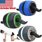Pro Fitness Carver Abdominal Roller Muscle Exercisers Wheel Abs Workout Gym image