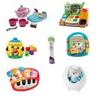 Fisher Price Toy Laugh & Learn Various Play Set Tea Set Microphone Storybook NEW
