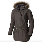 Columbia Womens Beverly Mountain II Jacket S-M-XL Hooded Omn