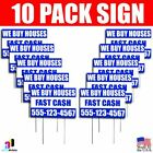trade your phone for cash - We Buy Houses - Fast Cash Yard Signs Your Phone Number Real Estate Marketing