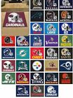 "NFL - All-Star Mat Football Team Logo 33.75"" x 42.5"" on eBay"
