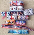 "CHARLIE BROWN SNOOPY 7/8"" Grosgrain Ribbon --  INVENTORY CLOSEOUT  -- Lot - Bulk"