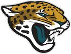 Jacksonville Jaguars NFL Vinyl Decal / Sticker Sizes Free Shipping $3.79 USD on eBay