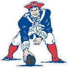 Boston New England Patriots Retro NFL Vinyl Decal / Sticker Sizes Free Shipping on eBay