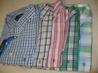 NEW NWT SADDLEBRED MENS BUTTON FRONT SHIRT BIG  TALL SIZE 2XLT 3XLT 2X 3X 4X