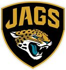 Jacksonville Jaguars NFL Vinyl Decal / Sticker Sizes Free Shipping $2.34 USD on eBay