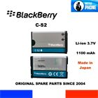BATTERIA ORIGINALE BLACKBERRY CS2 C-S2 1100mAh 4,1Wh GENUINE BATTERY OEM 3,7V