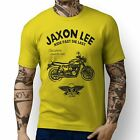 JL Ride Triumph Bonneville T120 Inspired Motorbike Art T-shirts $25.9 USD on eBay