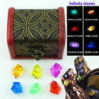 Avengers Endgame Infinity stones Set Of All 6 Gems Cosplay Props Toy Marvel Gift