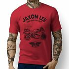 JL Ride Triumph Daytona 995i Inspired Motorbike Art T-shirts $25.9 USD on eBay