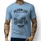 JL Ride Triumph Tiger 800 XRT Inspired Motorbike Art T-shirts $25.9 USD on eBay
