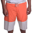 LRG Lifted Research Group Men's Casual Multi Pull String Straight Fit Shorts