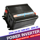 Solar Power Inverter 5000W Peak 12V DC To 110V AC Modified Sine Wave Converter