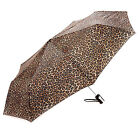 NEW Totes Auto Open Compact Folding Umbrellas Choose From over 40 Designs