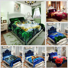 Внешний вид - Heavy Thick Ultra Warm Soft Plush Bed Blanket For Winter,King/Queen Size 8-9lbs