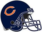 Chicago Bears Helmet NFL Vinyl Decal / Sticker Sizes Free Shipping on eBay