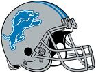 Detroit Lions Helmet Nfl Vinyl Decal / Sticker Sizes Free Shipping