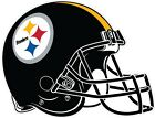 Pittsburgh Steelers Helmet NFL Vinyl Decal / Sticker Sizes Free Shipping on eBay