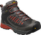 Keen Utility Mens Aurora Mid Waterproof Steel Toe Work Boots Magnet Red Clay S